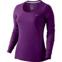 NIKE DRI-FIT CONTOUR LONG SLEEVE
