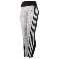 ADIDAS ESSENTIALS 3-STRIPES TIGHT ALLOVER PRINTED