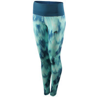 ADIDAS HIGH-RISE LONG TIGHT ALLOVER PRINTED