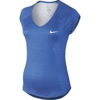 NIKE PRINTED PURE TOP
