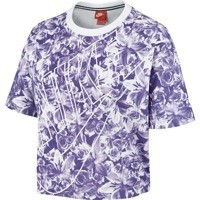 NIKE TOP ALLOVER PRINTED
