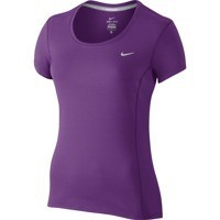 NIKE DRI-FIT CONTOUR SHORT SLEEE