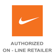 Nike - authorized on-line retailer
