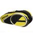 Torba tenisowa BABOLAT ROCKET HOLDER x 6 CLUB YELLOW