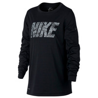 NIKE DRY TRAINING LONGSLEEVE TOP