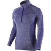 bluza do biegania damska NIKE DRI-FIT KNIT 1/2 ZIP