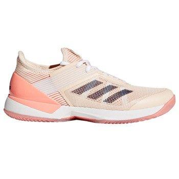 buty tenisowe damskie ADIDAS ADIZERO UBERSONIC 3 CLAY Roland Garros 2018 CM7754