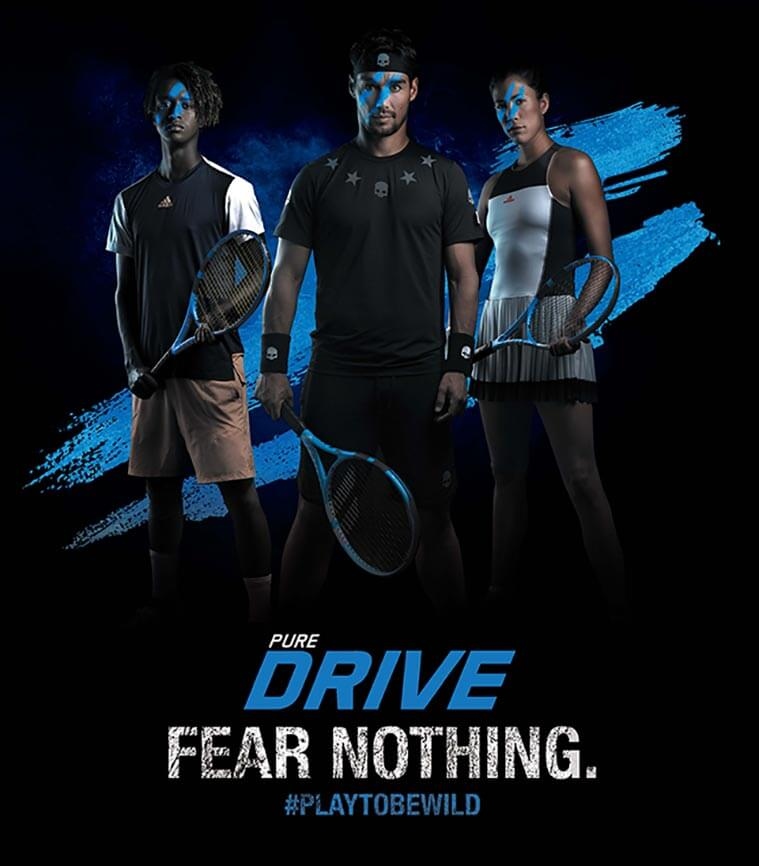 Nowy Babolat Pure Drive: #FEARNOTHING
