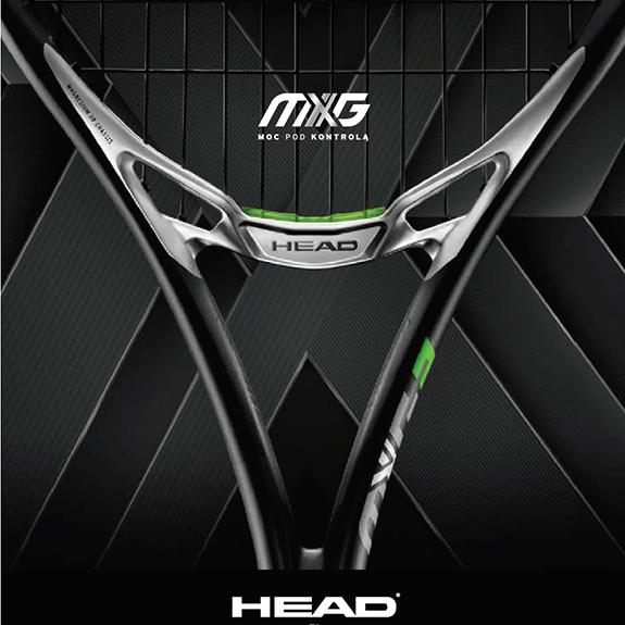 HEAD MXG
