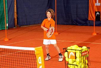 jak dobrać rakietę tenisową dla dziecka