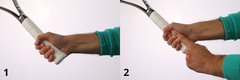 jak dobrać odpowiednią grubość rączki w rakiecie tenisowej