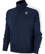 bluza tenisowa damska NIKE COURT WARM UP JACKET / AV2454-451