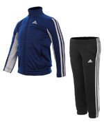 dres tenisowy chłopięcy ADIDAS SEPARATE TRACKSUITS TIBERIO KNIT CLOSED HEM / M64564