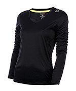 koszulka do biegania damska REEBOK RUNNING ESSENTIALS LONG SLEEVE TEE / BJ9978