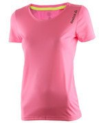 koszulka do biegania damska REEBOK RUNNING ESSENTIALS  SHORT SLEEVE TEE / AX9499