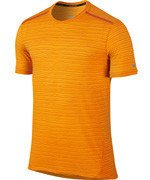 koszulka do biegania męska NIKE DRI-FIT COOL TAILWIND STRIPE SHORT SLEEVE  / 724809-868