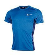 koszulka do biegania męska NIKE DRI-FIT MILER TOP SHORT SLEEVE / 833591-457