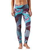 legginsy damskie REEBOK LUX  BOLD MEMPHIS MEDLEY TIGHT / CD3768