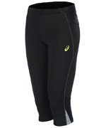 legginsy do biegania damskie 3/4 ASICS FUJI KNEE TIGHT / 110570-0497