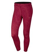 legginsy do biegania damskie 3/4 NIKE POWER ESSENTIAL RUNNING CROP / 799814-620