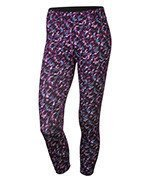 legginsy do biegania damskie 3/4 NIKE PRONTO ESSENTIAL CROP / 777168-556