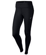 legginsy do biegania damskie NIKE DRI-FIT EPIC RUN TIGHT / 646212-010