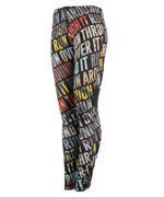 legginsy do biegania damskie REEBOK RUNNING ESSENTIALS TIGHT RUN ALLOVER PRINTED / S94353
