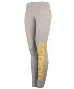 legginsy sportowe damskie ADIDAS ESSENTIALS LINEAR TIGHT / AY4823