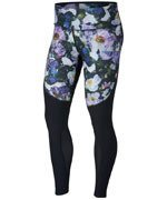 legginsy sportowe damskie NIKE POWER  LEGEND TIGHT / 861424-010