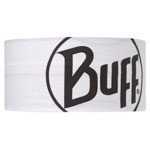 opaska do biegania BUFF HEADBAND BUFF LOGO WHITE / 111497.000