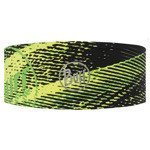 opaska do biegania BUFF HEADBAND TECH BUFF FLASH LOGO YELLOW / 111458.117