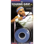 owijki tenisowe TOURNA GRIP XL (99cm x 29mm) x3 blue
