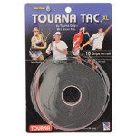 owijki tenisowe TOURNA TAC XL  (103cm x 29mm) x10 black