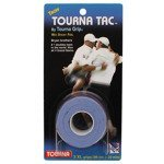 owijki tenisowe TOURNA TAC XL (99cm x 29mm) x3 blue