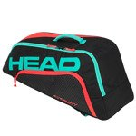 plecak tenisowy juniorski HEAD  JUNIOR COMBI GRAVITY / 283700 BKTE