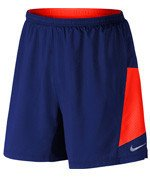"spodenki do biegania męskie NIKE 7"" PURSUIT 2-IN1 SHORT / 683288-455"