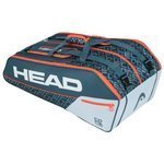 torba tenisowa HEAD CORE 9R SUPERCOMBI / 283509 GROR
