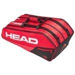 torba tenisowa HEAD CORE 9R SUPERCOMBI / 283509 RDBK
