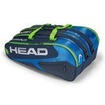 torba tenisowa HEAD ELITE 12R MONSTERCOMBI / 283719 BLGE