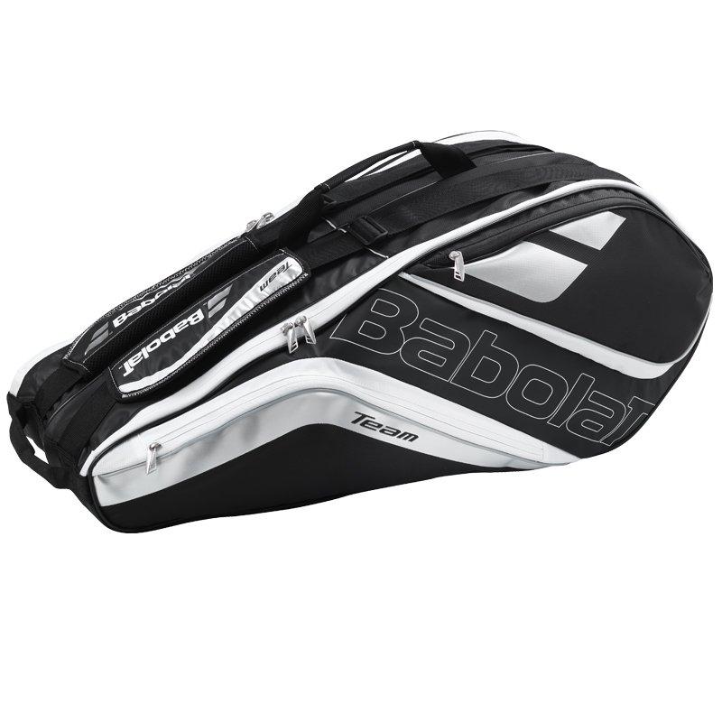 fc86870b65c58 Torba tenisowa BABOLAT RACKET HOLDER TEAM X6 silver / 751121-108 ...