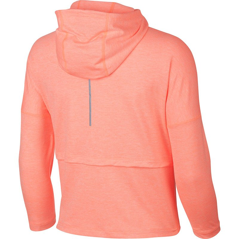 Bluza damska do biegania Nike DRY ELEMENT HOODIE AA7958 010