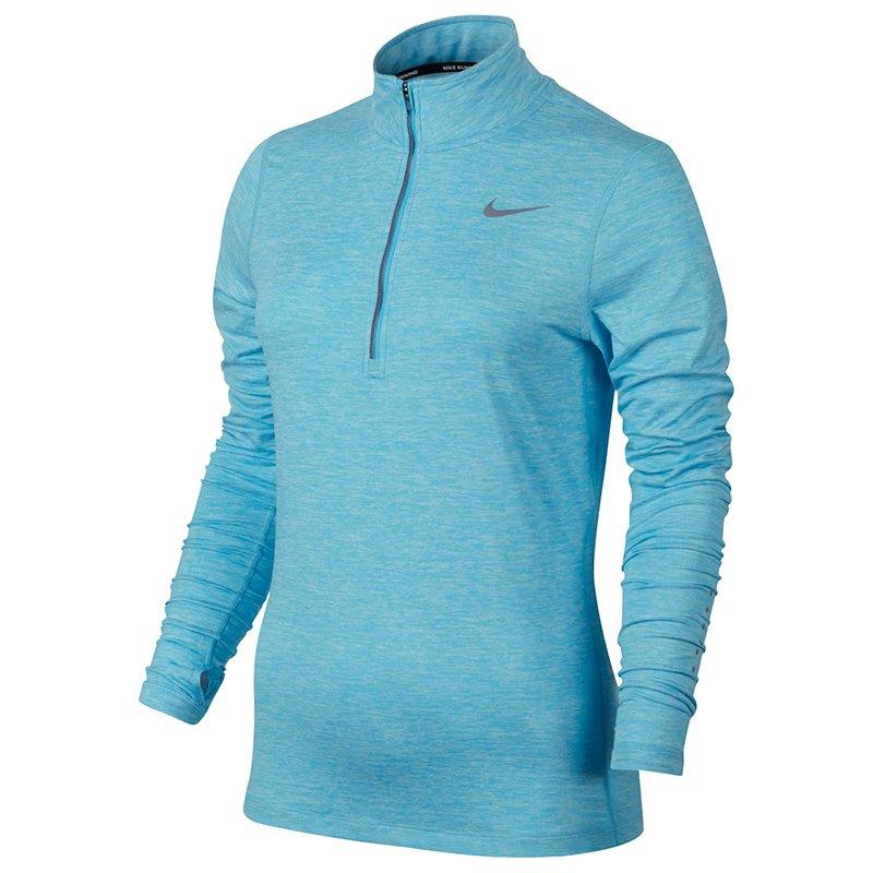 1d21571c5 bluza do biegania damska NIKE ELEMENT HALF ZIP / 685910-432 ...