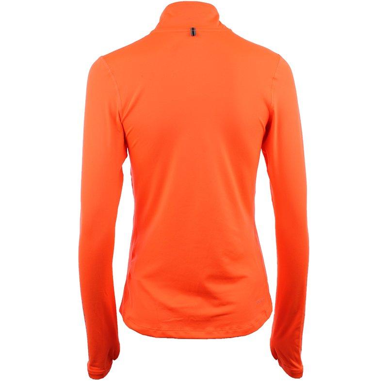 bluza do biegania damska NIKE ELEMENT HALF ZIP 685910 877