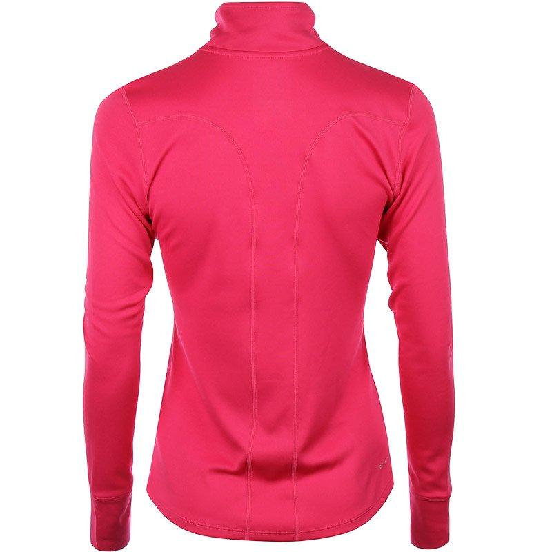bluza do biegania damska NIKE RACER LS 12 ZIP TOP 648358