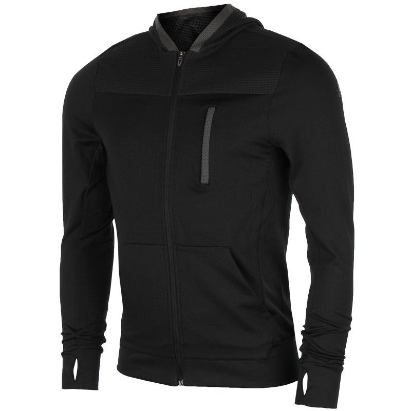 bluza do biegania męska ADIDAS CITY ENERGY HOODY AA8602