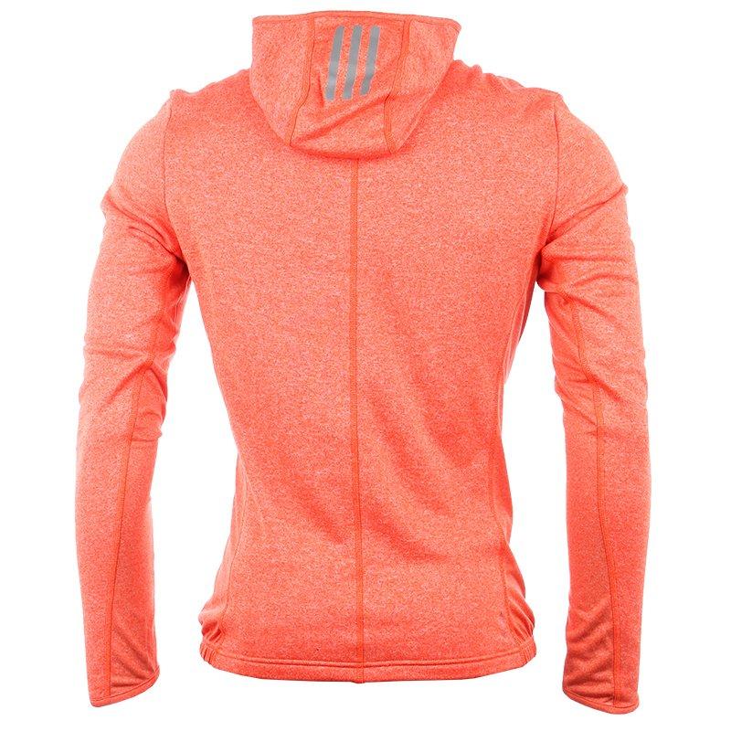 bluza do biegania męska ADIDAS RESPONSE HOODIE BK3150