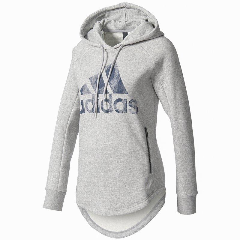 bluza sportowa damska ADIDAS SPORT ID PULLOVER HOODIE B47328