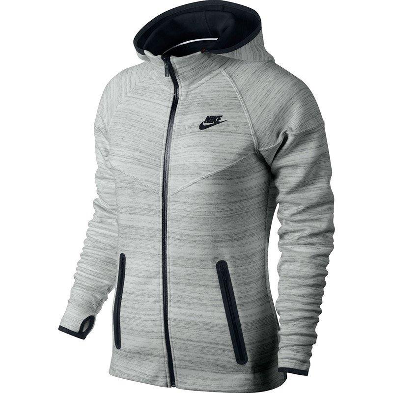 2182b45ec bluza sportowa damska NIKE TECH FLEECE WR | Internetowy sklep ...