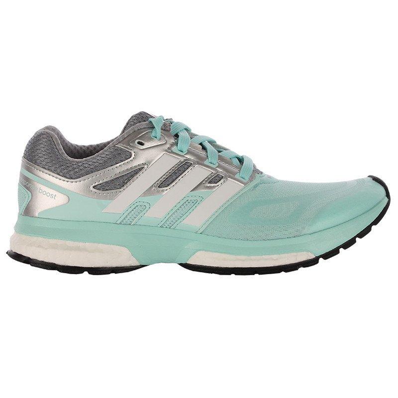buty do biegania damskie ADIDAS RESPONSE BOOST TECHFIT