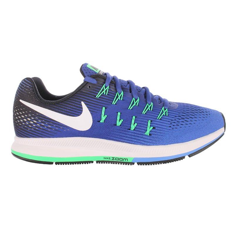Buty Do Biegania Nike Air Zoom Pegasus 33 Męskie W Niebieskie
